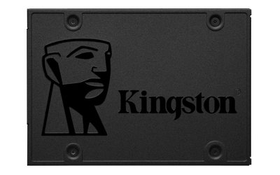 "Kingston Technology A400 internal solid state drive 2.5"" 960 GB SATA III TLC"