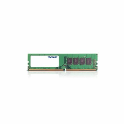 Patriot Memory 8GB DDR4 geheugenmodule 2400 MHz