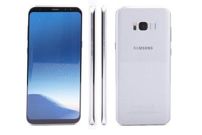 Samsung Galaxy S8+ Smartphone 6.2 64GB Silver RFS