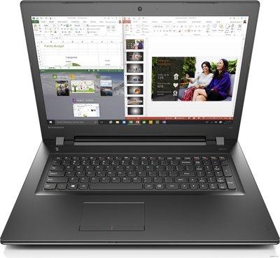 Lenovo 17.3  / i7-6500U / 1TB / 4GB  /  R5 M330 1GB / W10 /