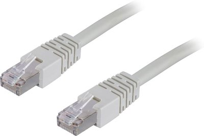 OEM CAT6 Networking Cable 0.5 Meter White