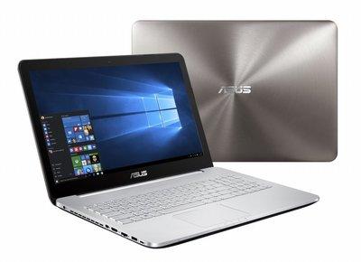 ASUS N552VX 15.6 / i7-6700HQ / 8GB / 256GB SSD / W10 / GTX950M / Renew