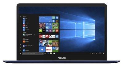 ASUS UX550VD / 15.6 / i7-7700HQ / 16GB / 512GB SSD / W10 / GTX1050 / Renew