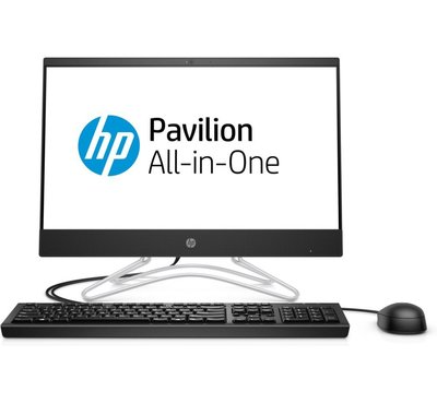 HP AIO 200 21.5 F-HD / I3 8130 / 4GB / 1TB+ 240GB SSD / W10