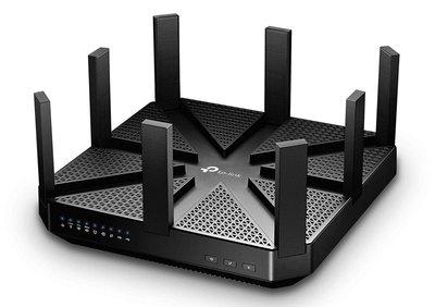 TP-LINK Archer C5400 draadloze router Tri-band (2.4 GHz / 5 GHz / 5 GHz) Gigabit Ethernet