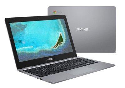 "ASUS Chromebook C223NA-GJ006 Grijs 29,5 cm (11.6"") 1366 x 768 Pixels Intel® Celeron® N3350 4 GB DDR4-SDRAM 32 GB eMMC"