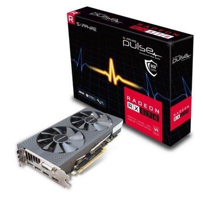 Sapphire 11266-66-20G videokaart Radeon RX 570 8 GB GDDR5