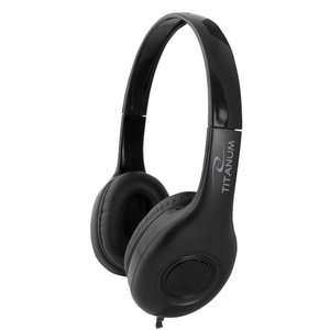 Esperanza Titanium Headset Std Mini Jack 3.5mm Microphone