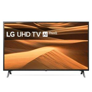TV LG 49Inch 4K Ultra HD Smart TV Wi-Fi Zwart